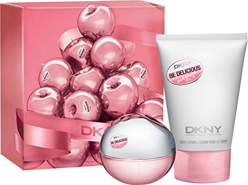 DKNY Be Delicious Women Fresh Blossom Eau de Parfum Spray 30ml Gift Set