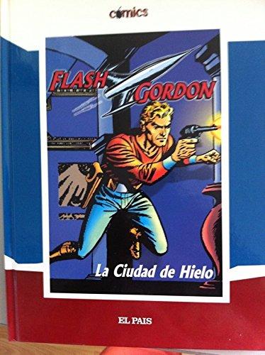 Portada del libro Flash Gordon. La Ciudad de Hielo