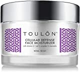 Daily Face Cream With Antioxidants, Vitamin A, C, E, Cucumber & Chamomile. Reduces Wrinkles And Fights Free Radical Damage.