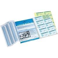 Durable - Libro de control de visitas con 300 recambios