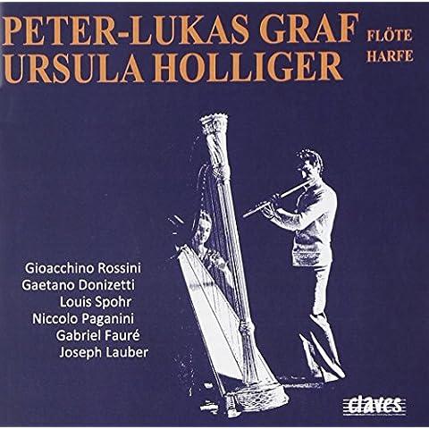 Musica para flauta y arpa