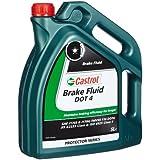 Castrol liquide de frein DOT4 bouteille 5L