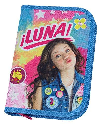 Undercover SORN7804 - Handtasche, Disney Soy Luna, ca. 33 x 23 x 10 cm Schüleretui