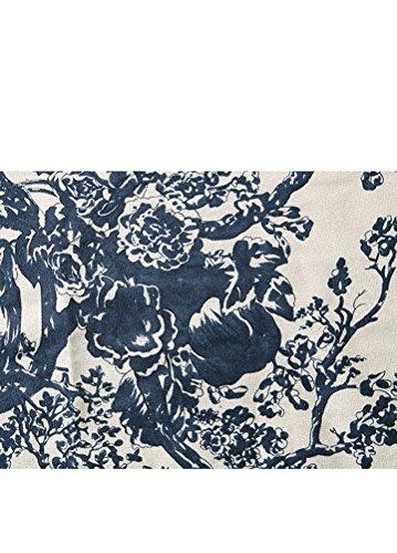 MatchLife Femmes Lin Imprimé Longue Robe Grau