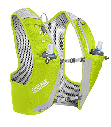 CamelBak Ultra Pro Vest Trinkweste Lime Punch/Silver S