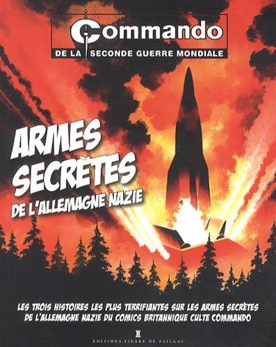 Armes Secrètes de l'Allemagne Nazie (BD)