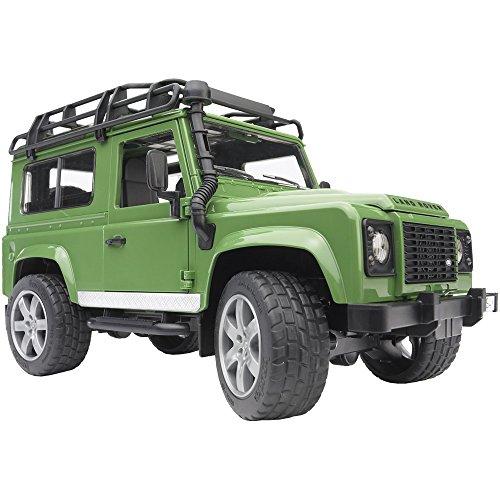 Preisvergleich Produktbild Bruder Land Rover Defender Station Wagon / 2590