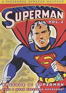 Max Fleischer'S Superman - Volume 1 [DVD] [2004]
