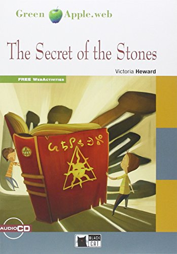 Secret of the stones. Con CD Audio (Green apple) por Victoria Heward