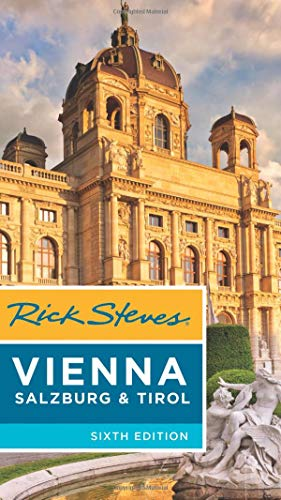 Rick Steves Vienna, Salzburg & Tirol (Sixth Edition) [Lingua Inglese]