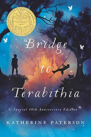 Bridge To Terabithia Ebook Paterson Katherine Donna Diamond