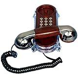 Jigva Orientel KX-T777 Ringer LED Indication Corded Landline Telephone (Multicolor)
