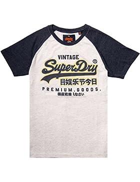 Superdry Premium Goods Raglan Te