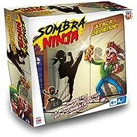 Juego para Niños mayores de 5 años Sombra Ninja de Play Fun - IMC Toys