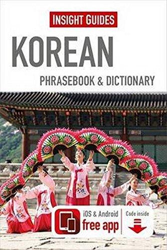 Insight Guides Phrasebooks: Korean