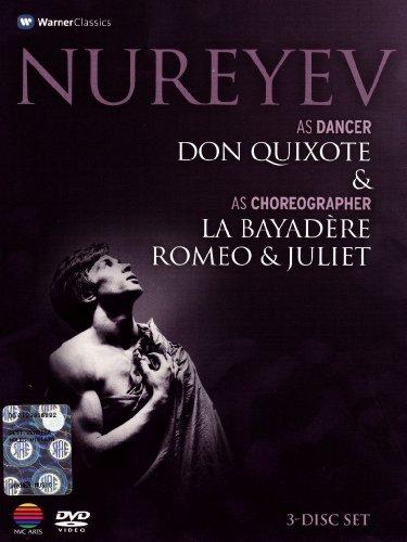 Bild von Nureyev [3 DVDs]