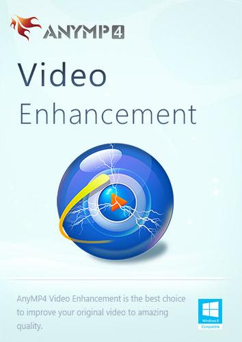 AnyMP4 Video Enhancement - Videoqualität Verbessern [Download]