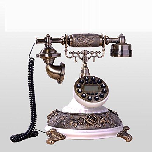 Teng peng telefono- - telefono cellulare continental telefono fisso, telefono desktop con pulsanti (dimensioni 15 x23 x17cm) @@ (color : b)