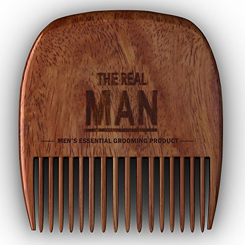 The Real Man Beard Comb