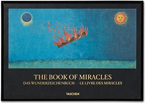 Livre Miracles Taschen - The Book of Miracles by Borchert, Till-Holger,