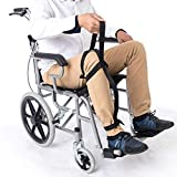 Bein-Lifthilfe, Beinheber Mobilitätshilfe, Seniorenhilfe, Fußschlaufenbeweger mit Handgriff für Behinderungen, Kinderärzte, Senior, Beinheber für Bett, Auto, Rollstuhl, Neu