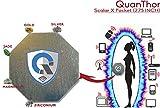 Tragbarer EMF-Blocker Persönliches Energiefeldgerät Technologie für geopathische Stresszonen Internationaler GOLD AWARD Anti-Bestrahlung Schutzschild Neutralisator gegen elektromagnetische strahlung EMF Protection