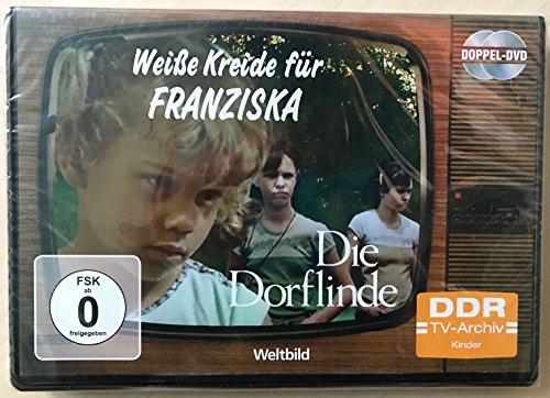 Preisvergleich Produktbild Weisse Kreide für Franziska - Die Dorflinde / DDR-Archiv Kinder / Weltbild / Doppel-DVD