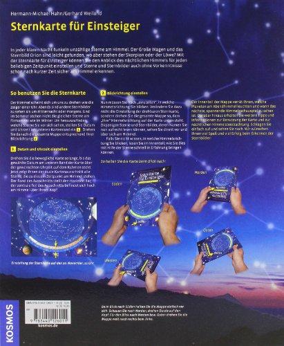 Livres Couvertures de Sternkarte für Einsteiger: Die Sternbilder sicher erkennen