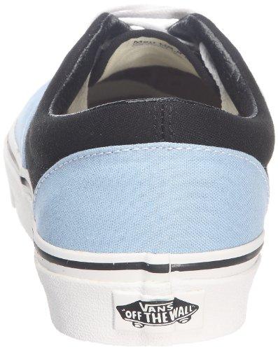 Vans Era, Baskets mode mixte adulte Bleu (Blue Bell/Black)