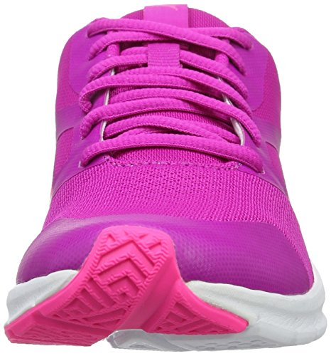 Puma Unisex-Kinder Flexracer Jr Low-Top Pink (ultra magenta-knockout pink 11)