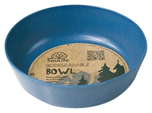 Ecosoulife Bamboo/ /insalatiera 3.628,7/gram Sky Blue