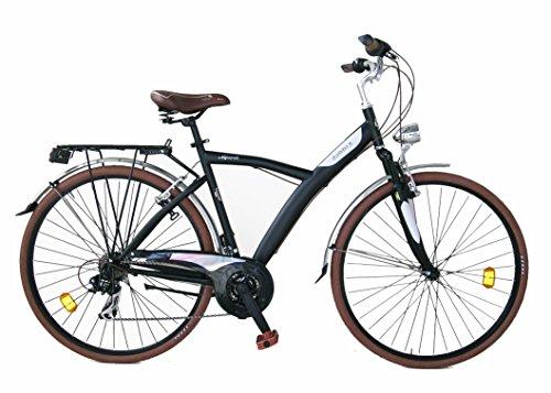 Cicli Gloria Niguarda City Bike 28, Nero