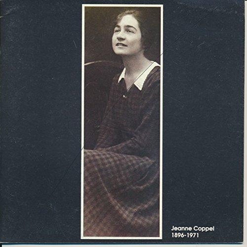 Jeanne coppel. 1896-1971