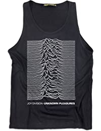 Joy Division Unknown Pleasures Unisex Vest