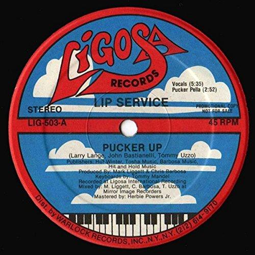 Lip Service Vinyl (Pucker Up [Vinyl Single 12''])