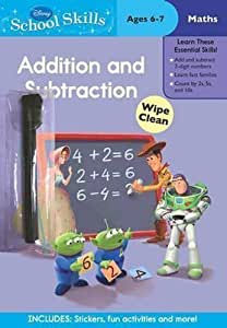 Disney Pixar Toy Story: School Skills - Addition and Subtraction