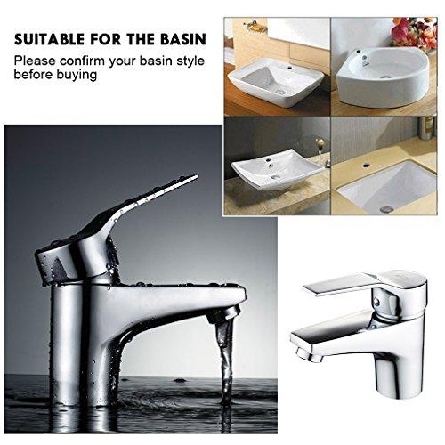 Auralum® Eleganter Einhebel Wasserhahn - 5