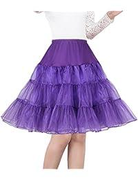 f9039eb6694 Shimaly Women s 50s Vintage Petticoat 26