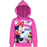 Disney Minnie Mouse Kinder Sweatshirt, original Lizenzware, pink, Gr. 128