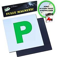 Extra forte magnetica P Piastre per Learner Driver, confezione da 2, Bonus Scenic Drive e Guida punte, garantita a non Fly Off ad alta velocità, governo