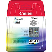 Canon PG-40/CL-41 Original ink cartridge, black color