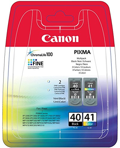 Canon 0615B043 - PG-40/CL-41 MULTI PACK