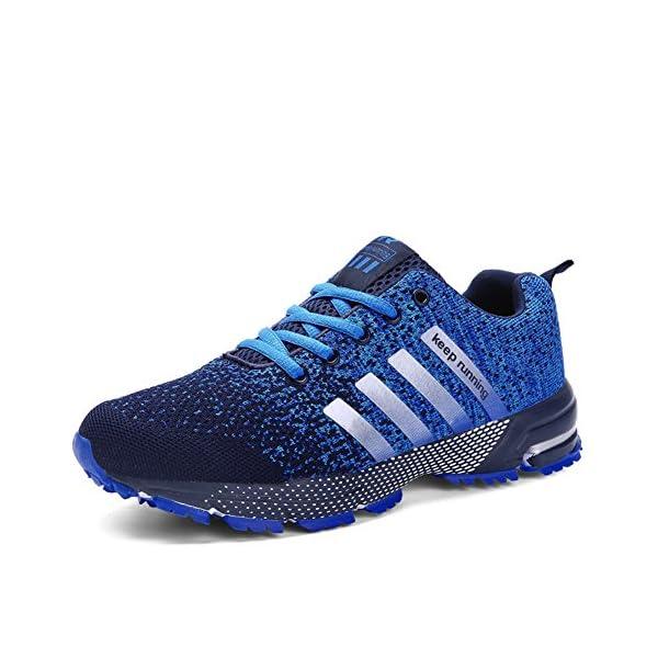 the latest b8997 0fe3f ... da Ginnastica Uomo Donna Sportive Corsa Trail Running Sneakers Fitness  Casual Basse Trekking Estive Running all Aperto. 🔍. Scarpe Sportive