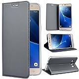 SmartLegend Coque Samsung J5 2016, Coque Galaxy J5 2016, élégance Folio...