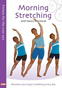 Fitness for the Over 50's - Morning Stretching [DVD]