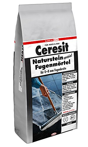 Ceresit-Malta per pietra naturale, grigio, cbe5speciale