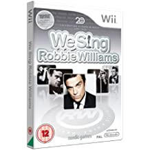 We Sing Robbie Williams (Wii)