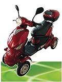 450W ElektroScooter ZWEISITZER Senioren ElektroMobil Mobility Vehicle Allen 1 bis 20km h