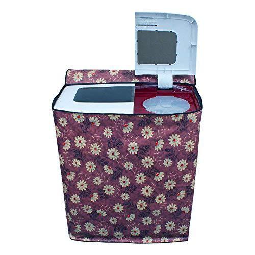 Stylista Washing Machine Cover for Intex 6.2 kg WMS62TL Semi-Automatic Printed Pattern