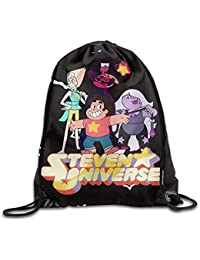 LINGJIE Lightweight Foldable Large Capacity Steven Wilson Grace for Drowning Backpack Gymsack Drawstring Backpack Gym Sack Bag for Men & Women Luggage